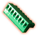 8-pin output expander connector pin